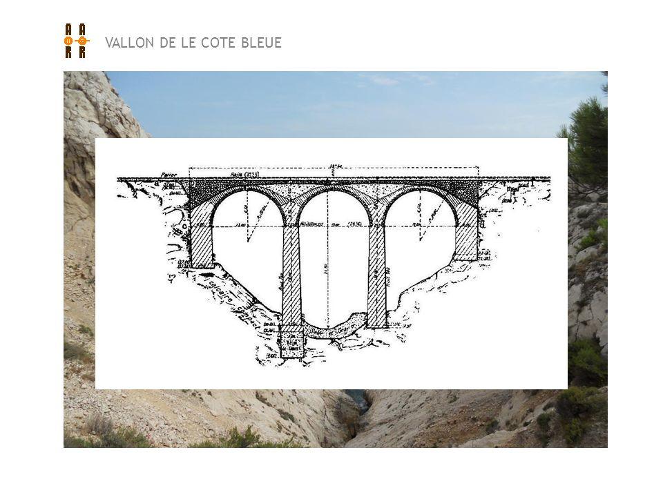 VALLON DE LE COTE BLEUE