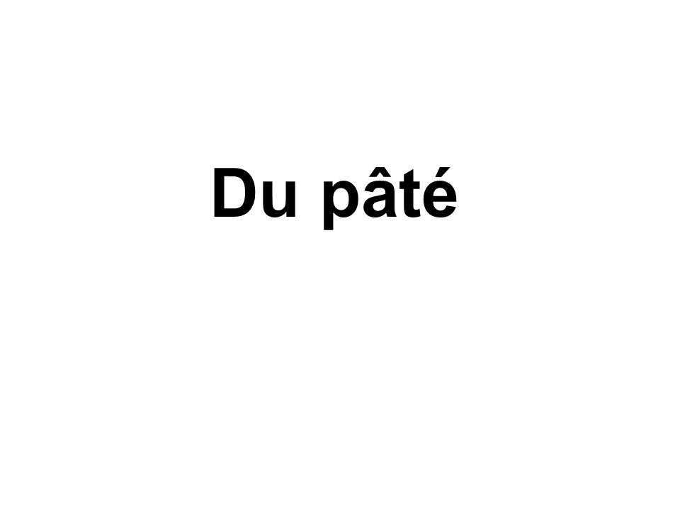 Du pâté