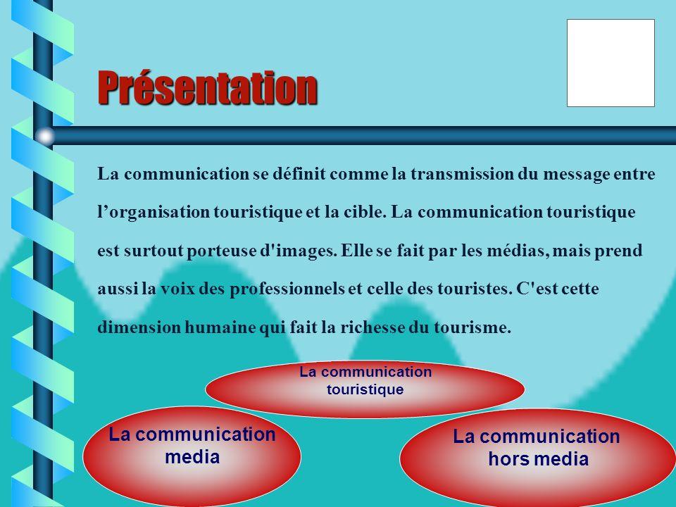 Présentation La communication se définit comme la transmission du message entre.