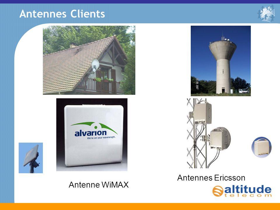 Antennes Clients Antennes Ericsson Antenne WiMAX