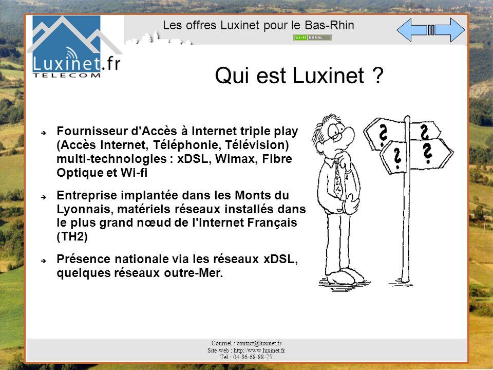 Qui est Luxinet