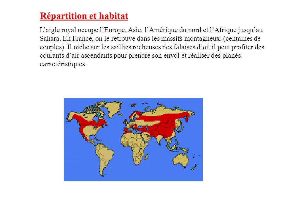 Répartition et habitat