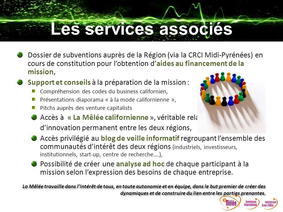 Les services associés