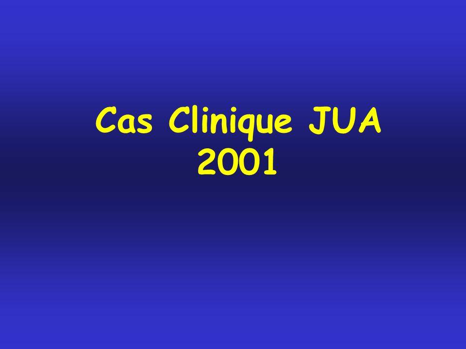 Cas Clinique JUA 2001