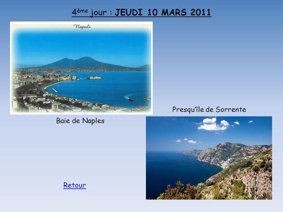 Presqu'île de Sorrente