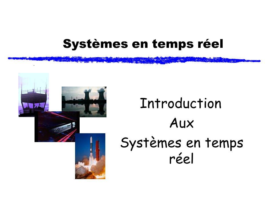Introduction Aux Systèmes en temps réel