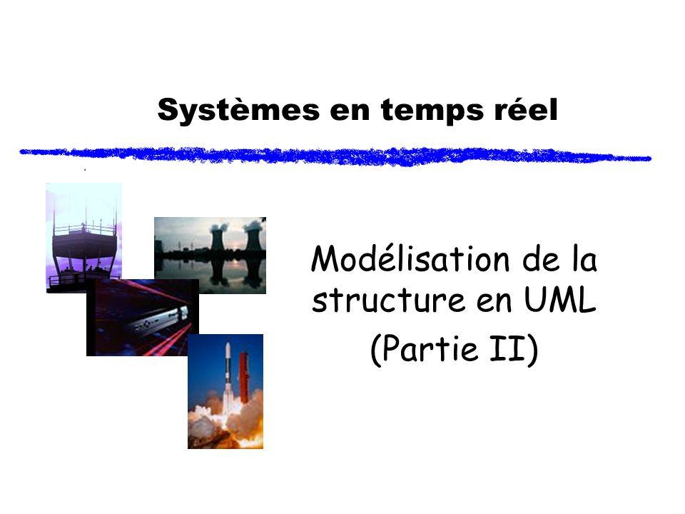 Modélisation de la structure en UML (Partie II)