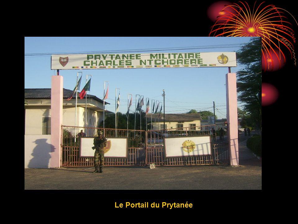 Le Portail du Prytanée