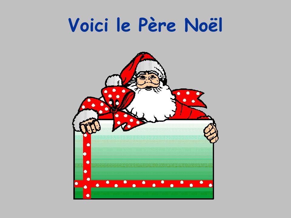 Voici le Père Noël