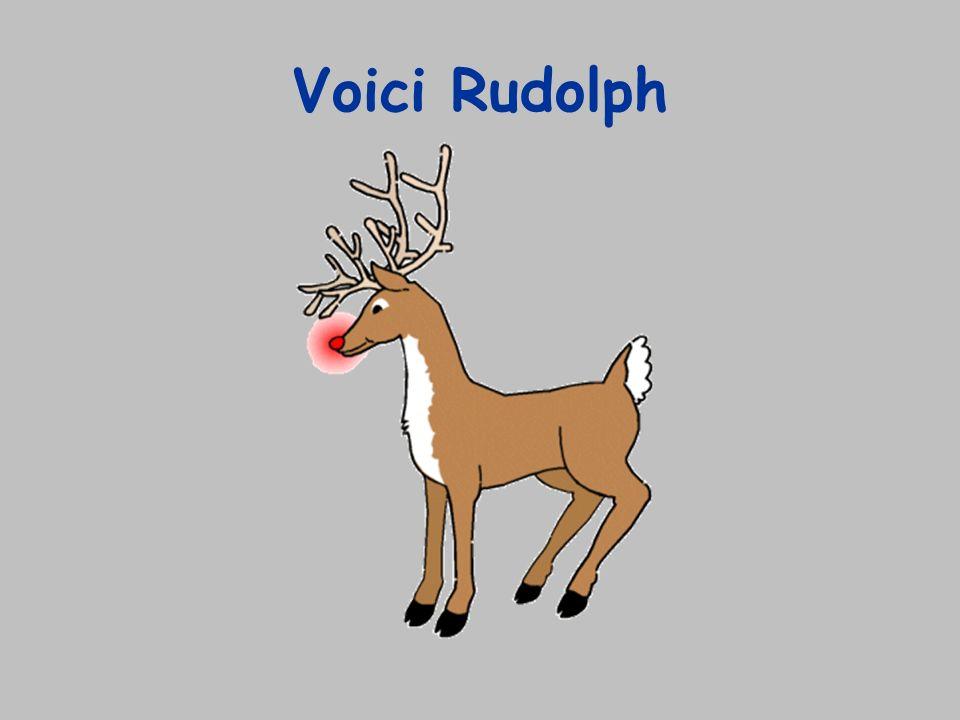 Voici Rudolph