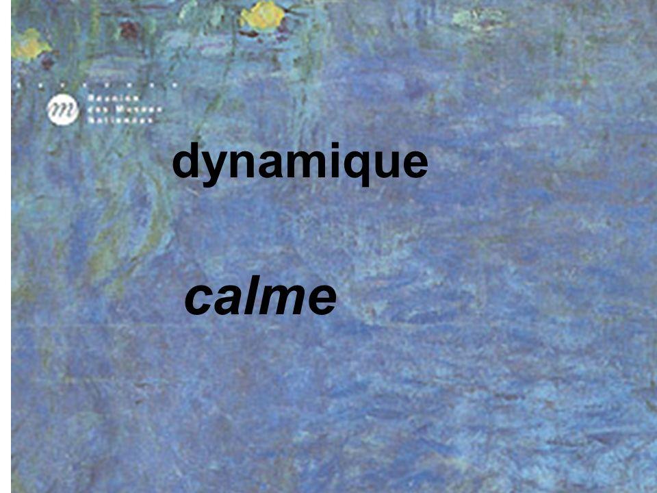 dynamique calme
