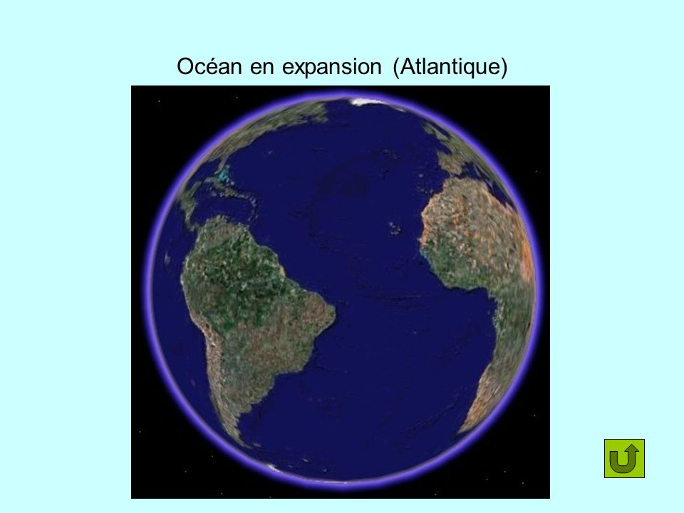 Océan en expansion (Atlantique)