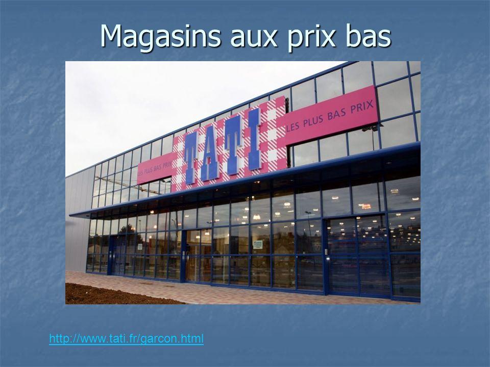 Magasins aux prix bas http://www.tati.fr/garcon.html