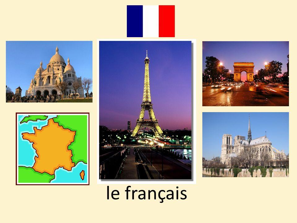 le français