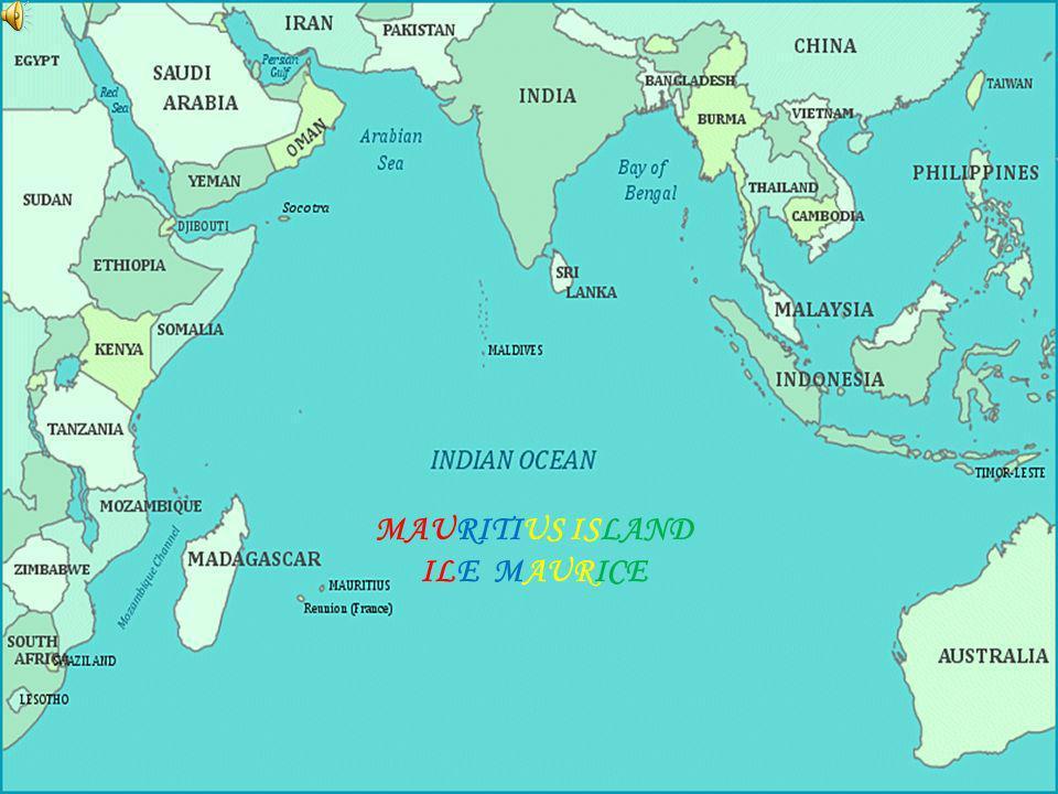 MAURITIUS ISLAND ILE MAURICE