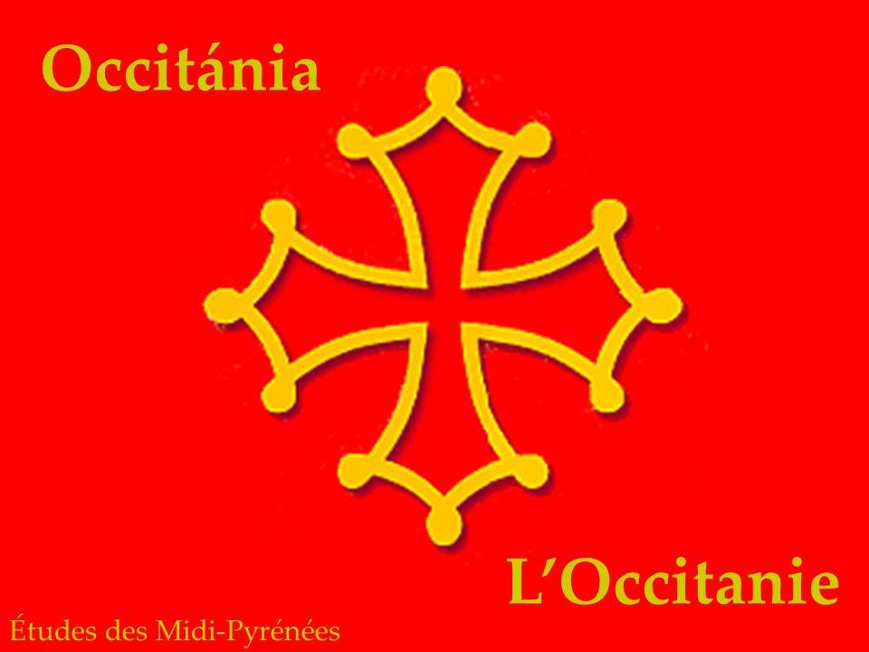Occitánia L'Occitanie Études des Midi-Pyrénées