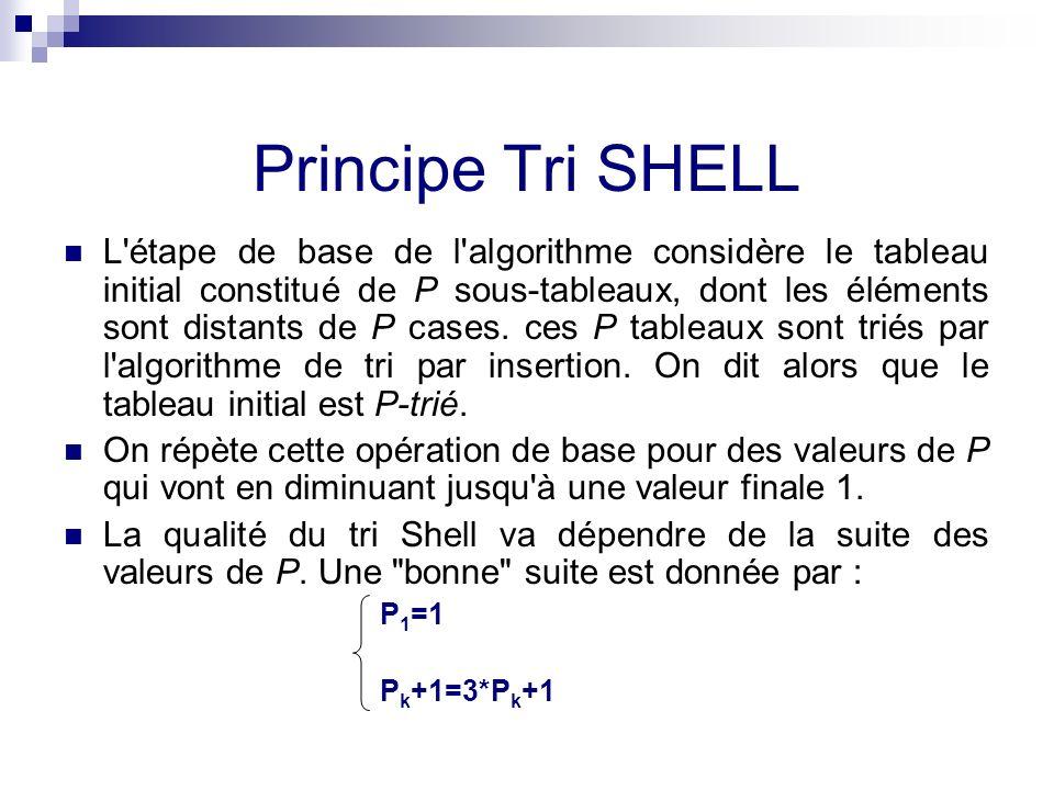 Principe Tri SHELL