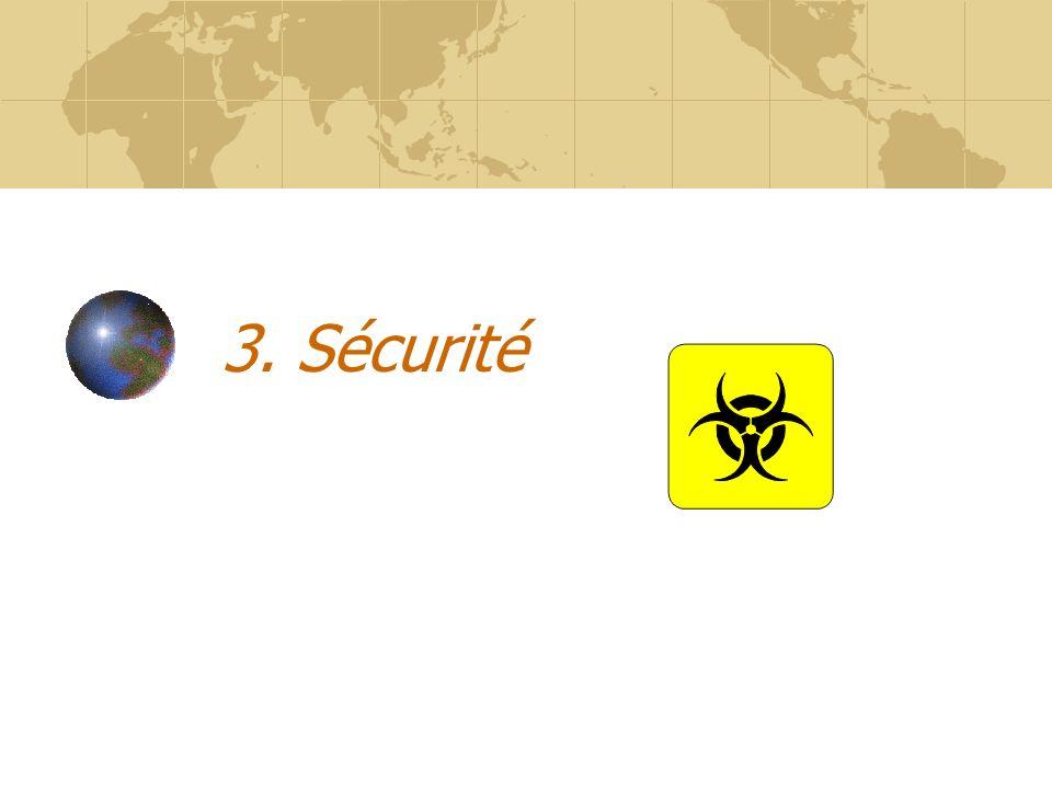 3. Sécurité