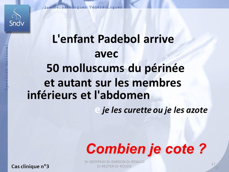 Dr GEOFFRAY-Dr ISARDON-Dr RENAUD Dr REUTER-Dr ROUDIL
