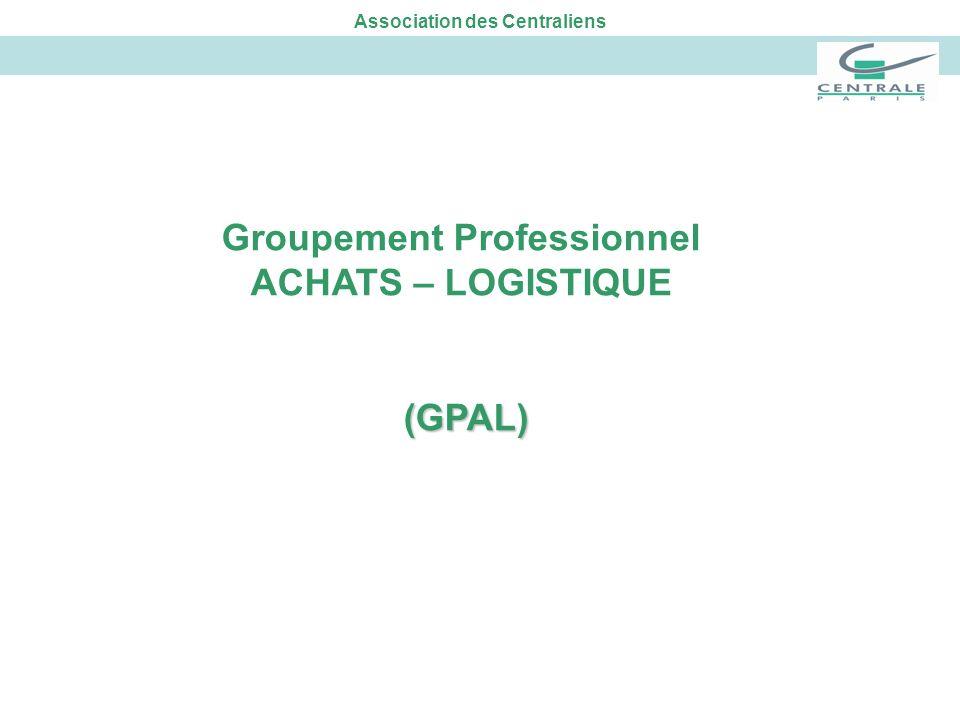 Association des Centraliens Groupement Professionnel