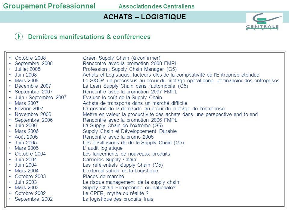 Groupement Professionnel Association des Centraliens