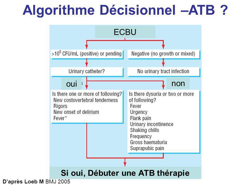 Algorithme Décisionnel –ATB