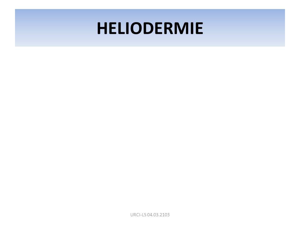 HELIODERMIE URCI-LS 04.03.2103