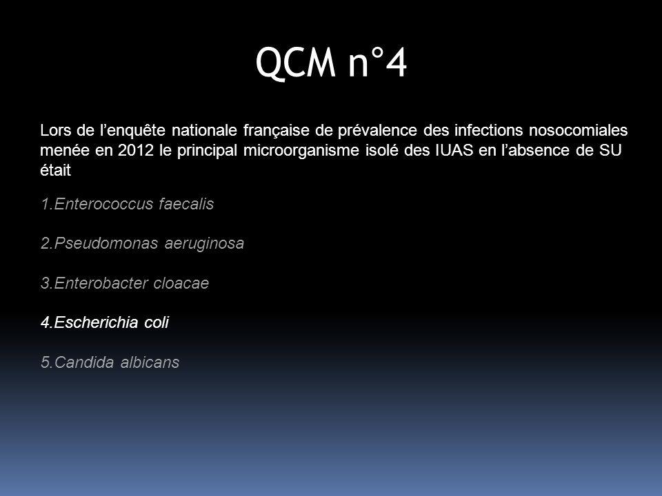 QCM n°4