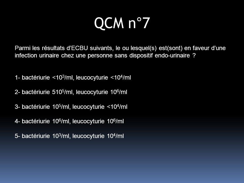 QCM n°7