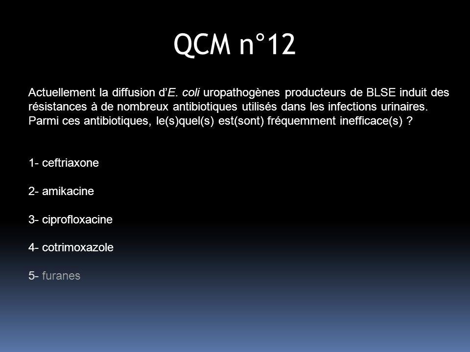 QCM n°12