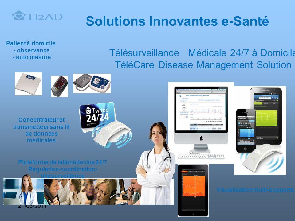 Solutions Innovantes e-Santé