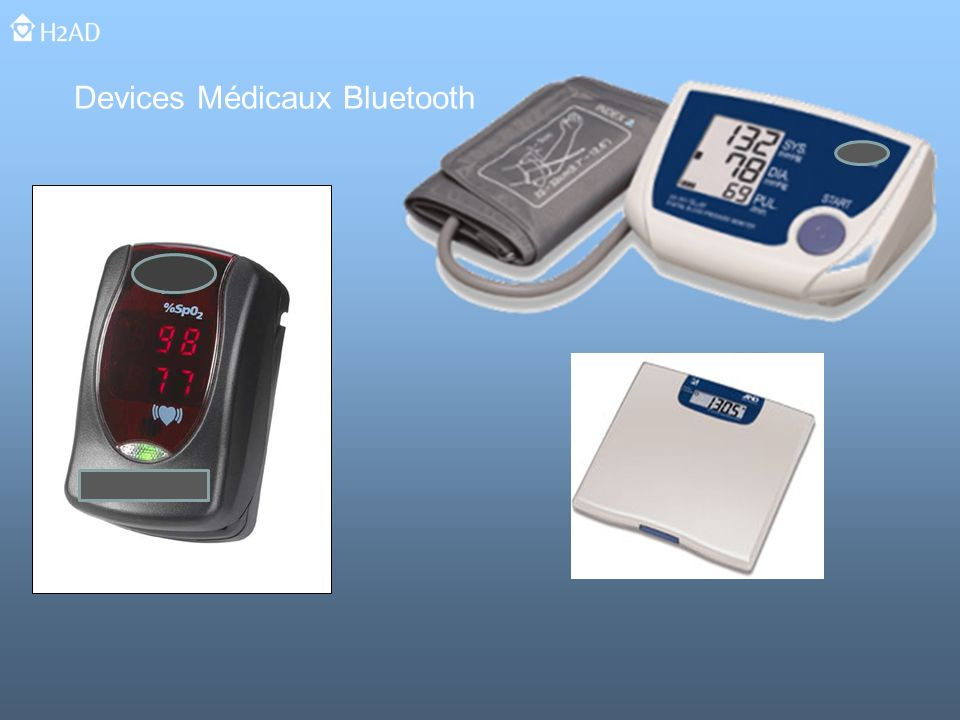 Devices Médicaux Bluetooth