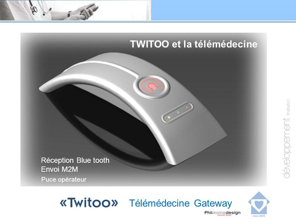TWITOO et la télémédecine