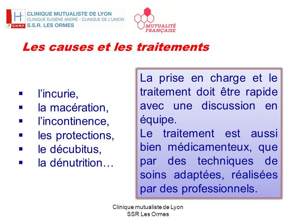 Les causes et les traitements
