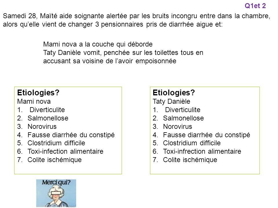 Etiologies Etiologies Q1et 2