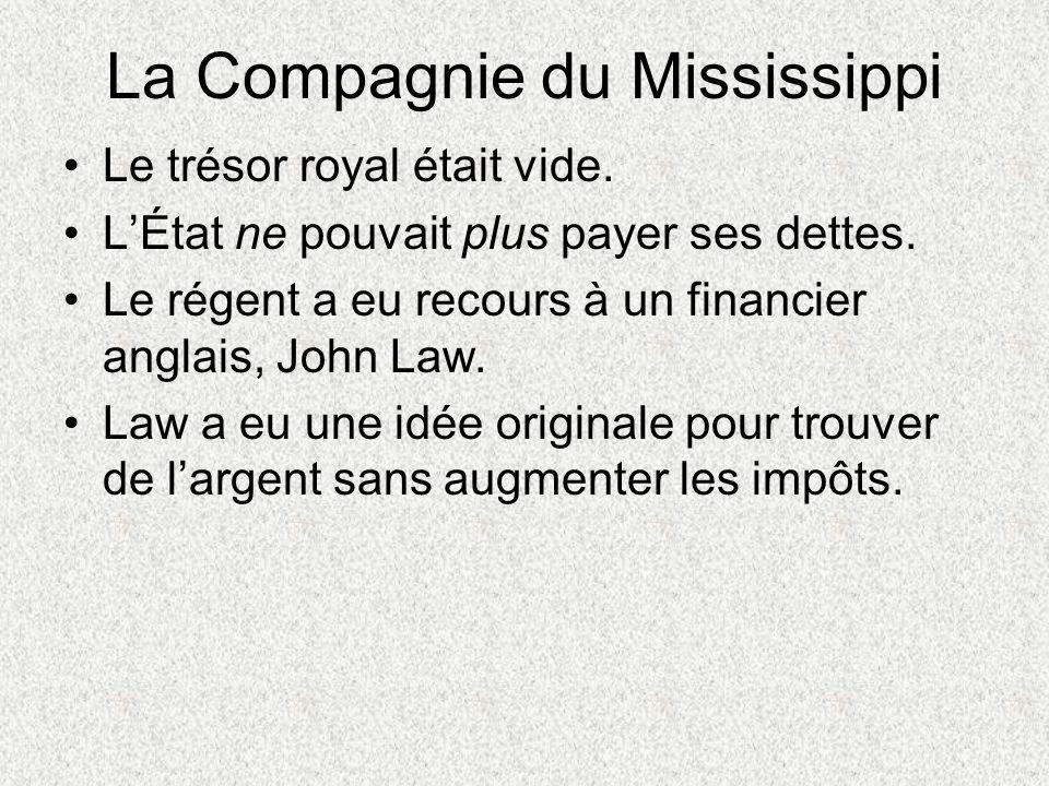 La Compagnie du Mississippi