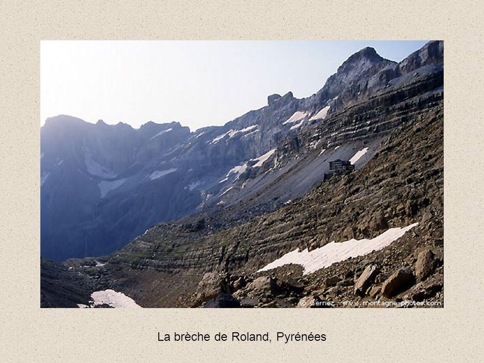 La brèche de Roland, Pyrénées