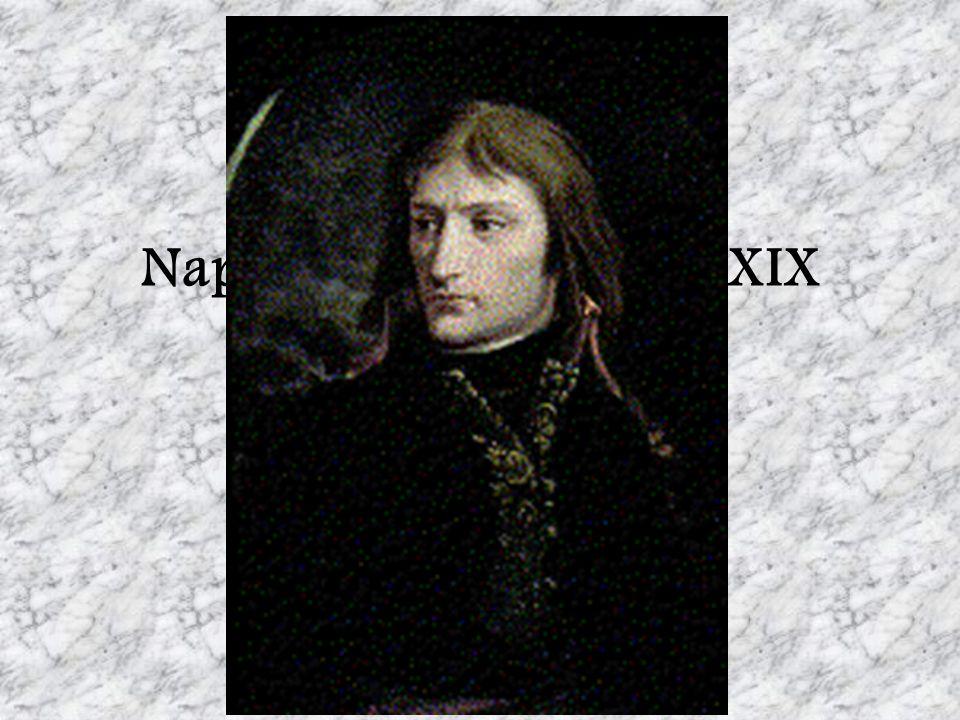 Napoléon et le début du XIX siècle
