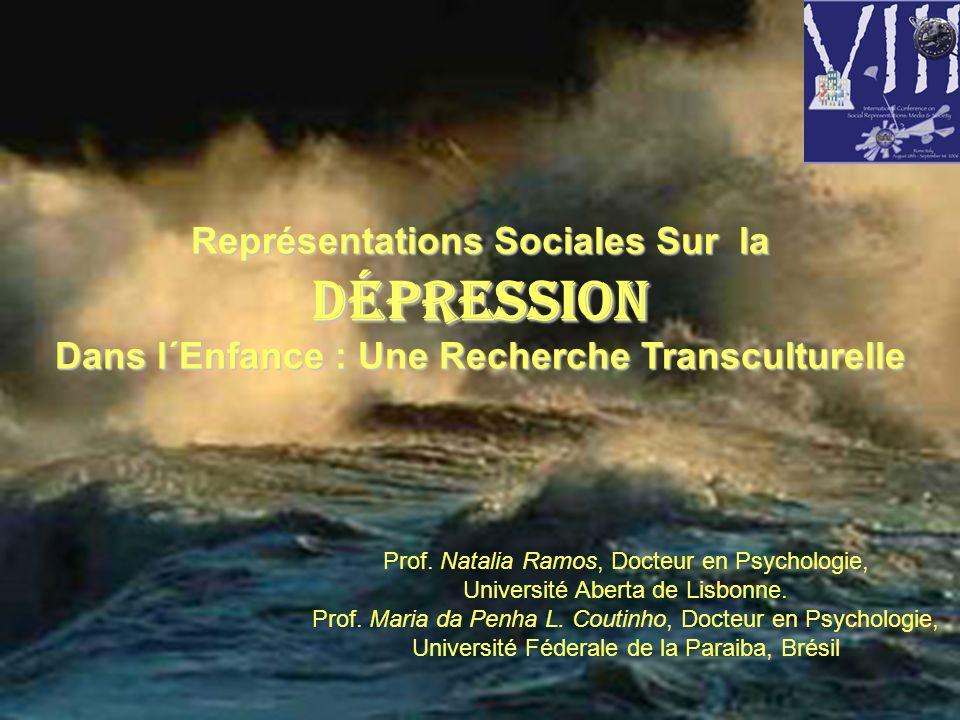 Dépression Représentations Sociales Sur la