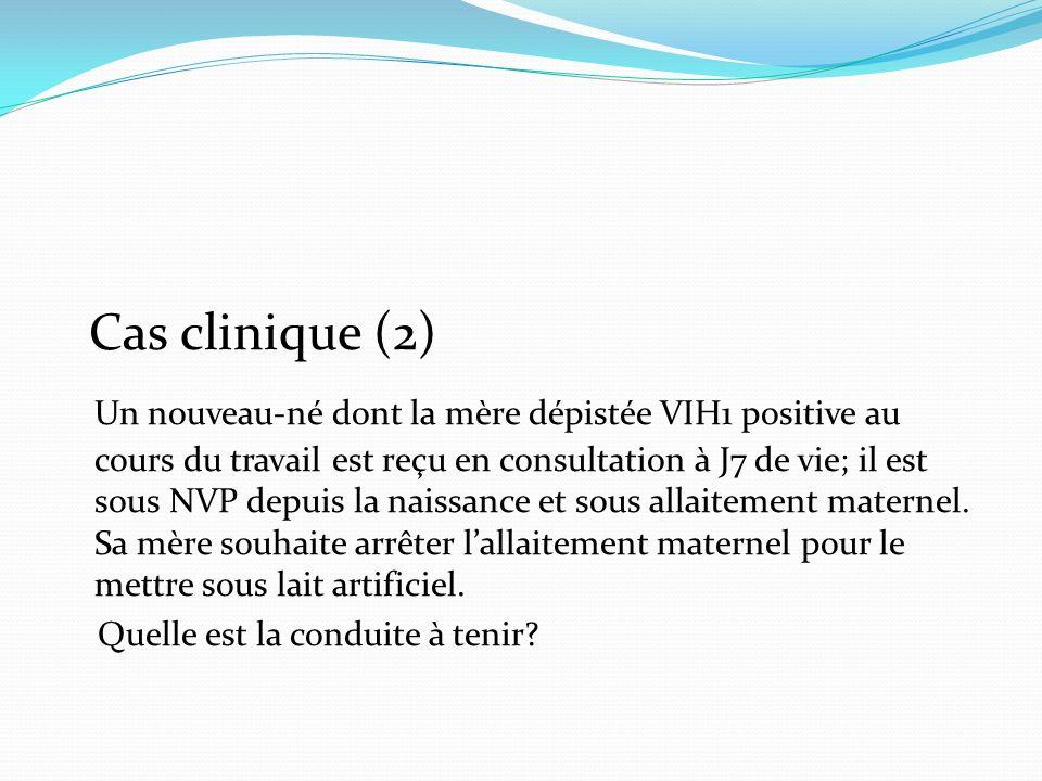 Cas clinique (2)