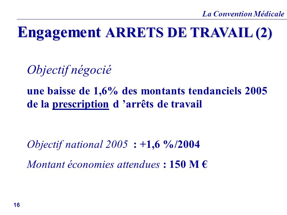 Engagement ARRETS DE TRAVAIL (2)
