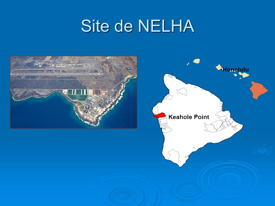 Site de NELHA Honolulu Keahole Point