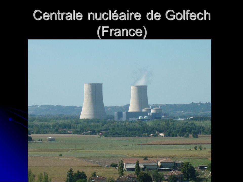 Centrale nucléaire de Golfech (France)
