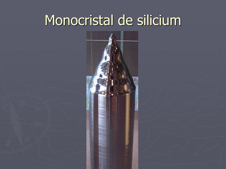 Monocristal de silicium