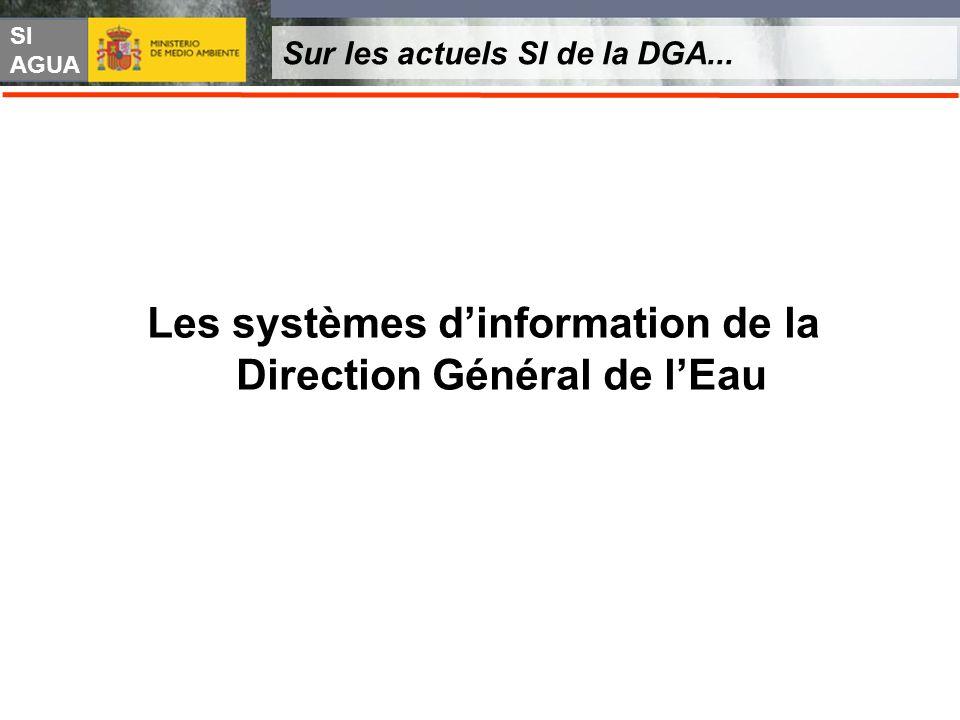 Sur les actuels SI de la DGA...