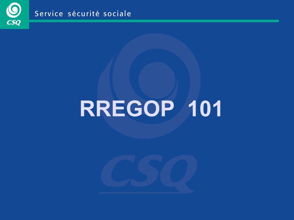 RREGOP 101