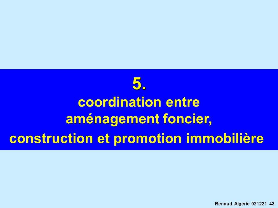 construction et promotion immobilière