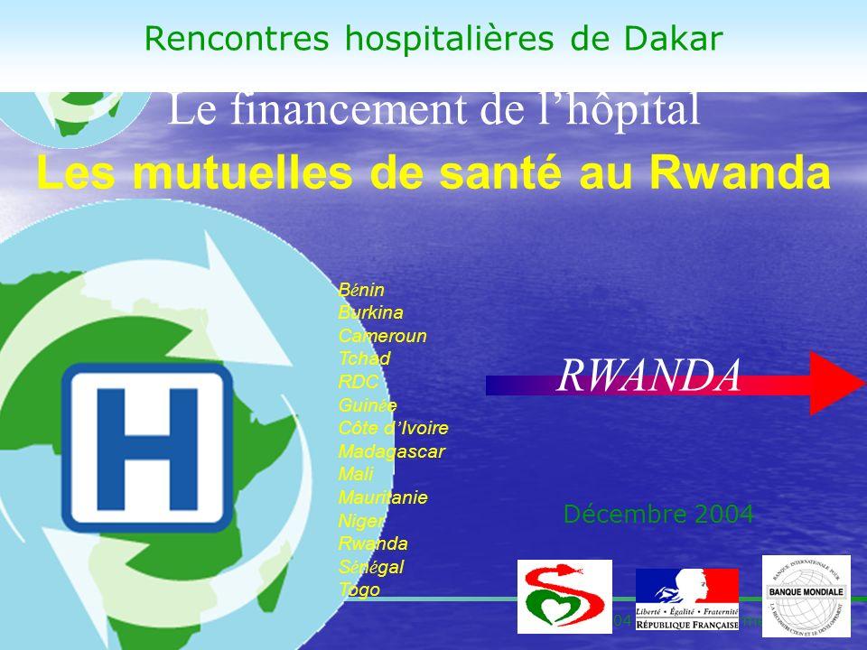 Les mutuelles de santé au Rwanda