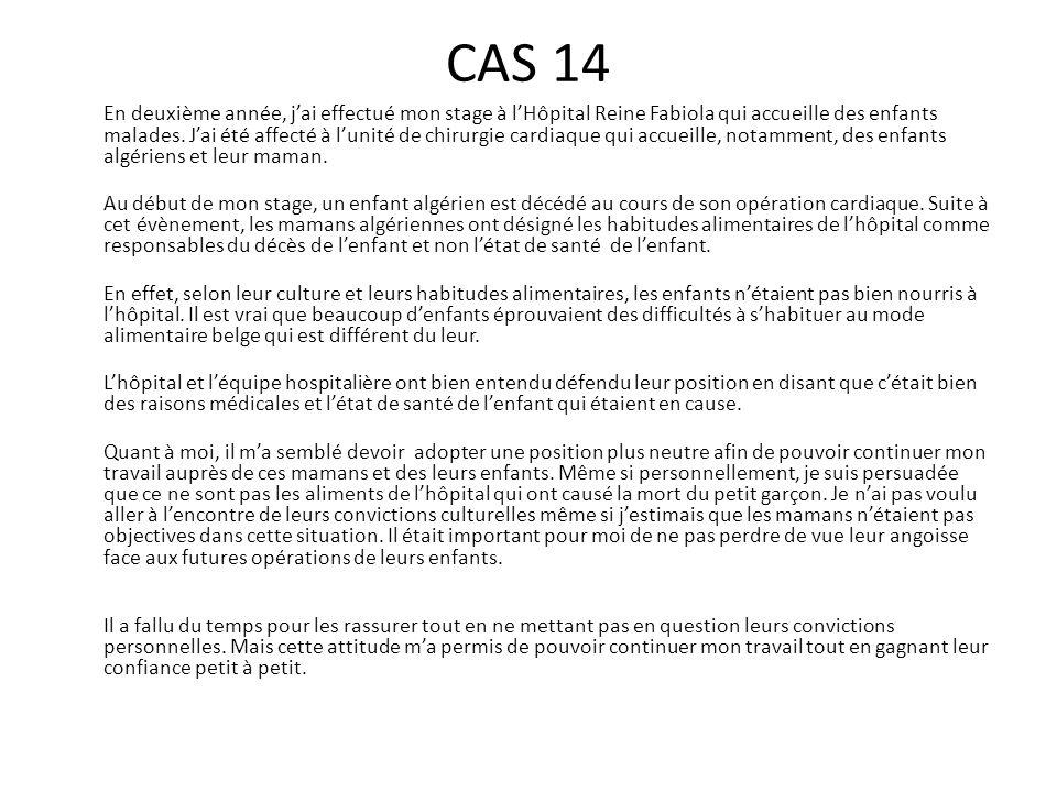 CAS 14