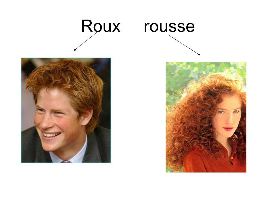 Roux rousse
